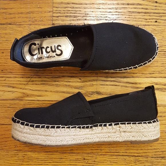 bb1f1e07d Circus by Sam Edelman Shoes - Circus Sam Edelman Camdyn Espadrilles Black 9